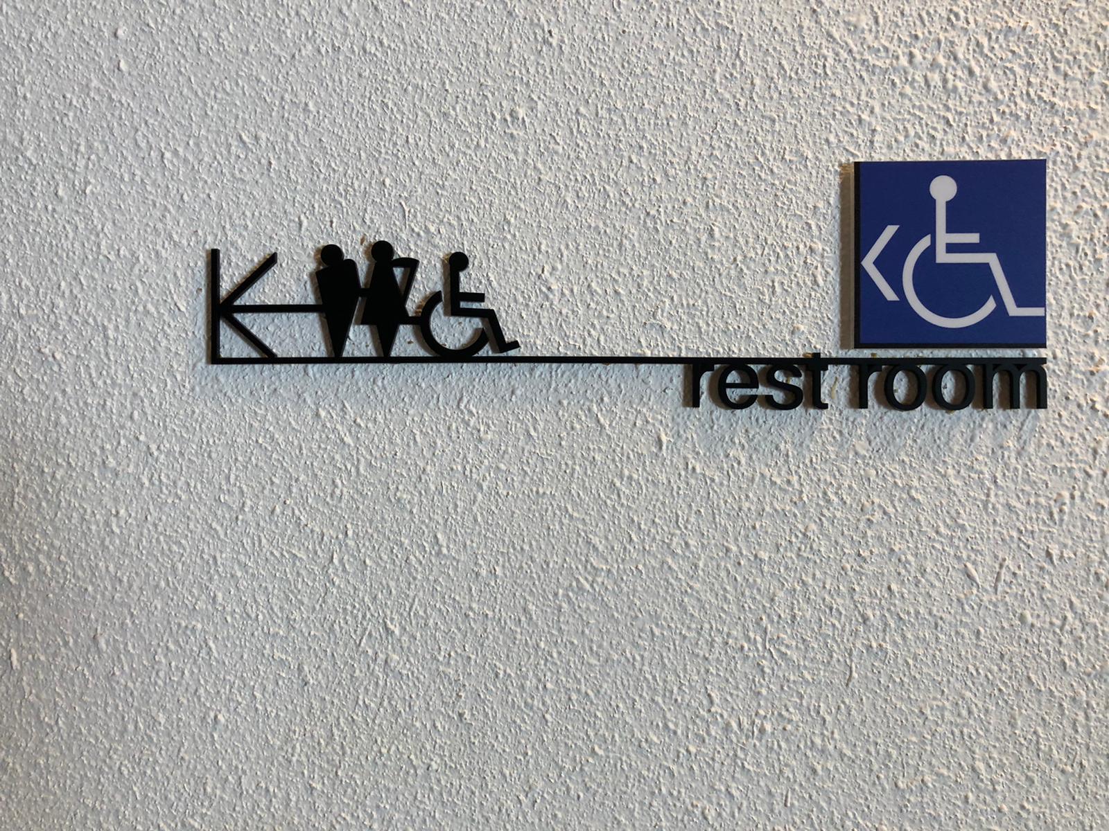 Restroom Indicators