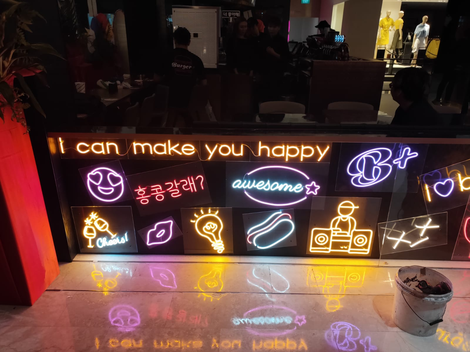 LED Neon Texts and Decoratives